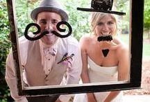 Photobooth mariages / Voici des idées pour animer vos photobooth!