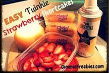Sweet treats..... / by Jennifer Walker