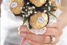 Thème mariage : la gourmandise / Voici un joli thème pour tous les amoureux gourmands!