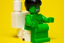 Leggo of my Lego! / by eXpertComics