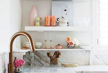 Kitchens - HOME SWEET HOME / by CJ