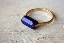 BLING Bijou Jewellery / You should have put a ring on it  / by CJ
