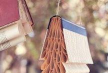 thème mariage: la littérature / Vous aimez les livres et la littérature? Voici un joli tableau qui va vous inspirer!