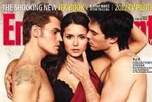 The Vampire Diaries / by Shelby Kern