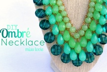 DIY Fashion & Accessories / Do-it-yourself clothing and accessories for your wardrobe