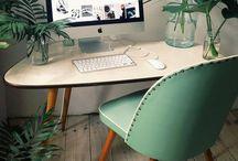Work Space / by CJ
