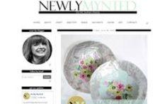 Envye.com Design Inspiration / Colors: black, white, mint and gold. Magazine style blog design. Magazine style fonts.