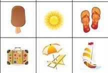 Thema: zomer