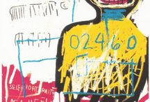 Art Brut/Outsider Art/Raw Art / I find this kind of art to be sizzling with raw energy. There are few, if any, constraints. It comes straight from the gut and the message often hits home with a visceral punch.