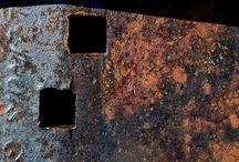 Rust and Decay / Rust is about decay, and yet there is something so arrestingly beautiful about rusted objects.
