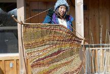 Tapestries-Weaving