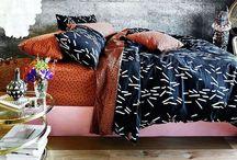Textiles - Bedding / by CJ