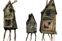 Abodes-Buildings-Homes
