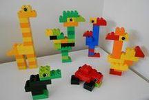 Bouwhoek: lego en duplo