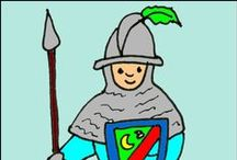 Thema: ridders