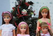 Barbie, Skipper and Scotter / Barbie's little sisters, dolls, clothes, collectibles and more