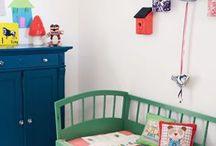 Mint Kid Room Ideas