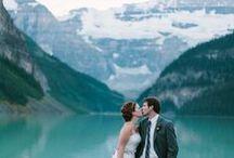 Se marier à la montagne en été