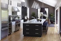 Kitchens / by Ampersand Design