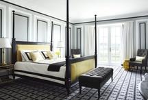 Bedrooms / by Ampersand Design