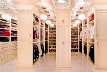 Closets & Wardrobes & Dressing Rooms / by Ampersand Design