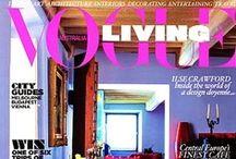 Interiors Magazine Covers
