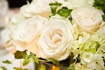 Flower Arrangements / by Kathy Conrad