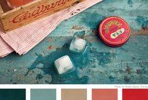 Color Boards / by Aubree Seaman