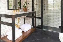 Bathrooms / by Aubree Seaman