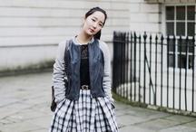 Wear / Cardigans aplenty.  / by Brittany Wong