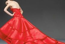 Bigger & Better. / Big. Glamorous. Evening. Couture. If I ever need a dress for the red carpet... / by Jancy Q
