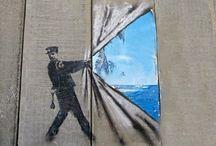 Street Art / by Susanne Fountain