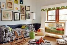 Nurseries & Childrens Bedrooms & Playrooms / by Ampersand Design
