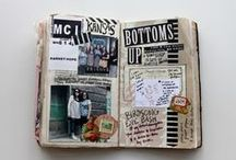 Journal Art / by Angela McSloy