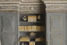 Bookshelf Decor / by Kathy Conrad