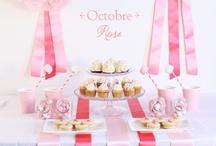 * Sweet table ~ Idées de fête *