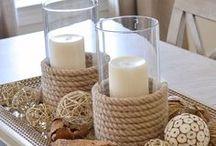 Home Decor Ideas / by Lauren Dabrowski