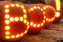 Halloween Spooks / by Teresa Timlin