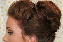 Hair / by Meghan Hampton