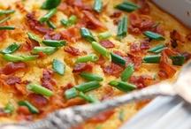Gourmet Guru Casseroles  / COMFORT / by Sharon Banet
