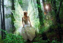 Fantasy, Fairy tales, and magic <3 / by Sarah Joslin