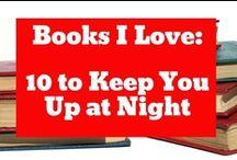 Books / by Lauren Dabrowski
