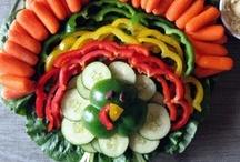 Food Presentation / by Kathy Conrad