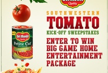 Del Monte Southwestern Tomato Kick-off / by Isabel Holliman