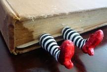 Bookshelf / by Katie Thomas