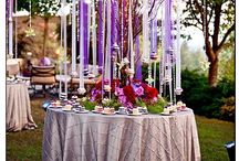 Wedding ceremony and reception / by Paint My Wedding