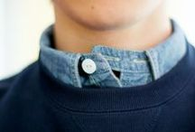 Boyz don't cry. / men's fashion look and style