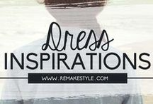 Dress Inspirations / Fashionable dress for debut, eveningwear, and formal events.