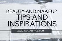Beauty and Makeup Tips and Inspirations / Beauty tips and makeup inspirations from Beauty bloggers and Fashion blogs.
