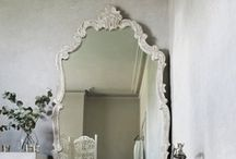Mirror Mirror on the wall / by Kathy Conrad